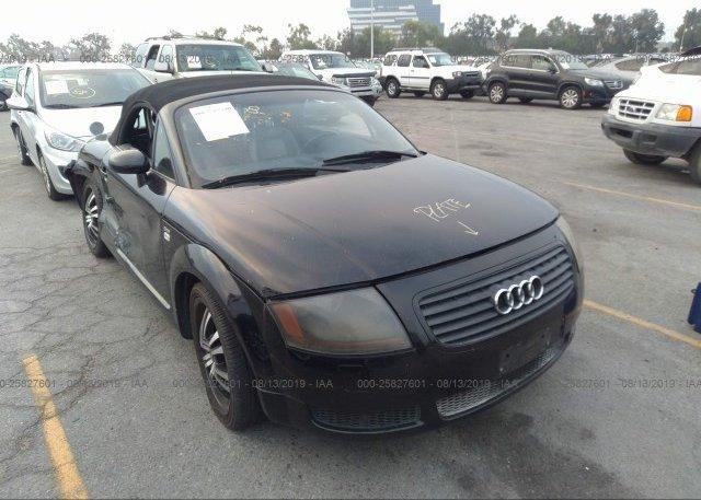 Inventory #425468791 2001 AUDI TT