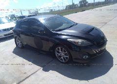 2012 Mazda SPEED