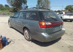 2003 Subaru LEGACY - 4S3BH635837300845 [Angle] View