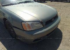 2003 Subaru LEGACY - 4S3BH635837300845 detail view