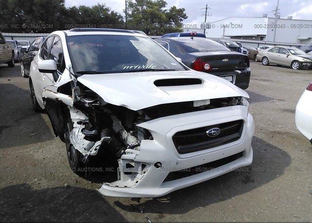 Inventory #355703154 2015 Subaru WRX