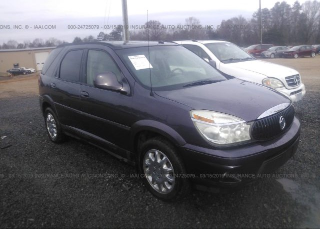 Inventory #897522676 2007 Buick RENDEZVOUS