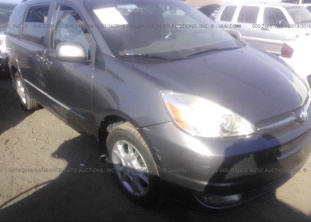 Inventory #598288925 2004 Toyota SIENNA