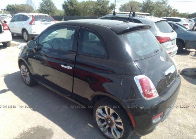купить 2015 FIAT 500 3C3CFFBR3FT527847