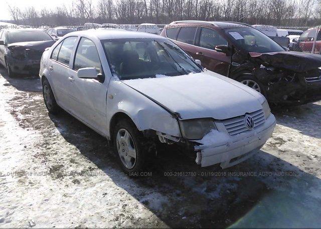 Inventory #247234112 1999 Volkswagen JETTA