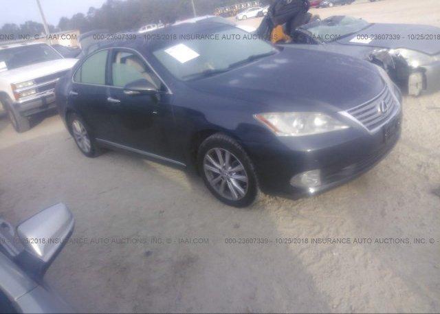 Inventory #113396869 2011 Lexus ES