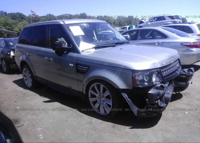 Inventory #716773104 2012 Land Rover RANGE ROVER SPORT