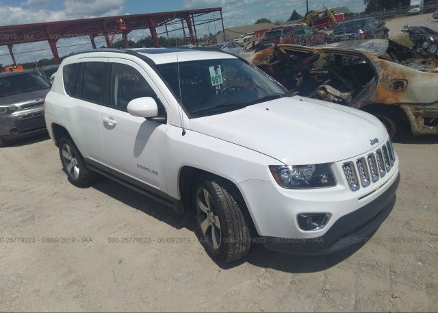 Inventory #339247687 2016 JEEP COMPASS