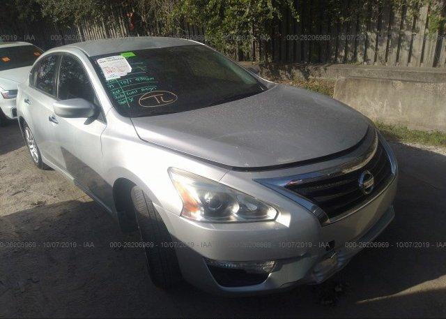 Inventory #735948506 2015 Nissan ALTIMA