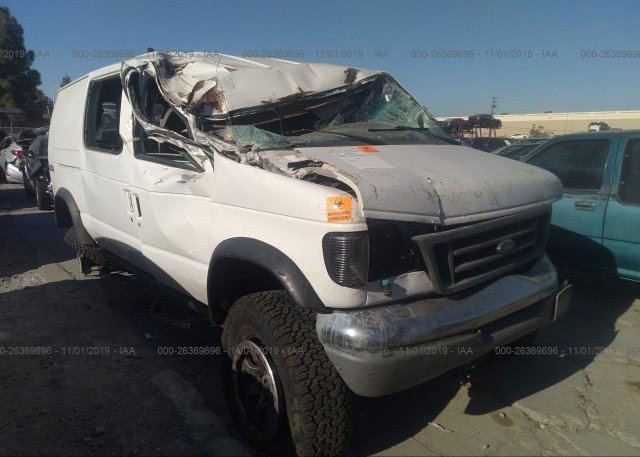 Inventory #112299146 2003 FORD ECONOLINE