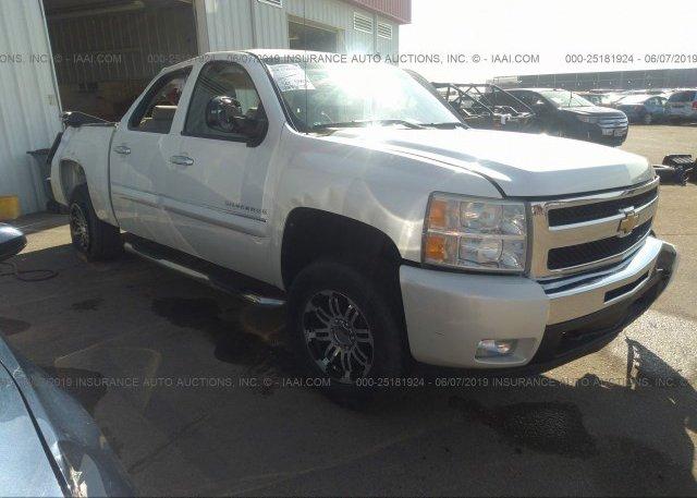 Inventory #176555418 2011 Chevrolet SILVERADO