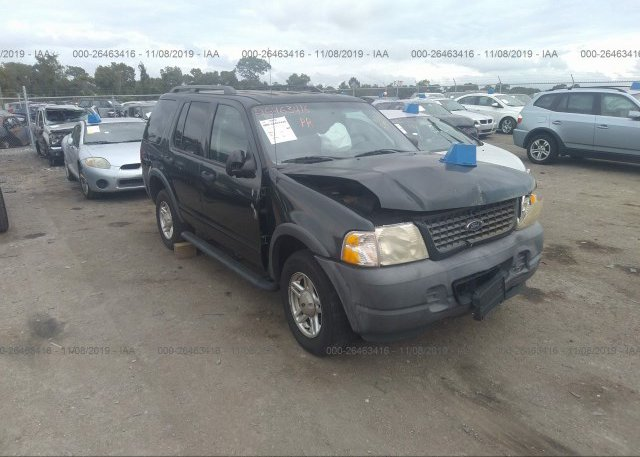 Inventory #637539699 2003 FORD EXPLORER