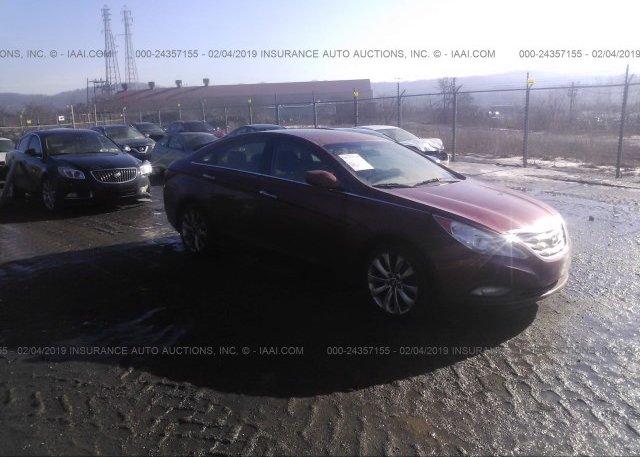 Inventory #578747784 2011 Hyundai SONATA