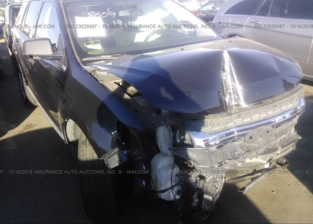 Inventory #771727572 2011 FORD EDGE