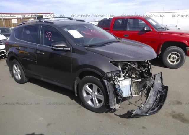 Inventory #716896609 2013 Toyota RAV4