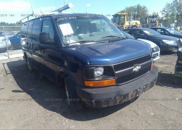 Inventory #113687218 2004 Chevrolet EXPRESS G1500