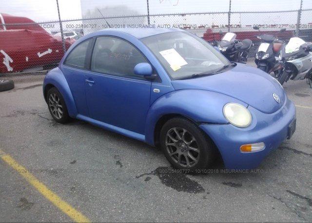 Inventory #463182877 1999 Volkswagen NEW BEETLE