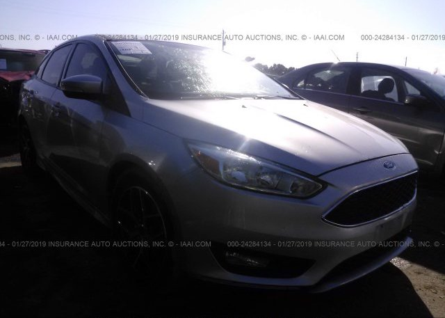 Inventory #476598940 2015 FORD FOCUS