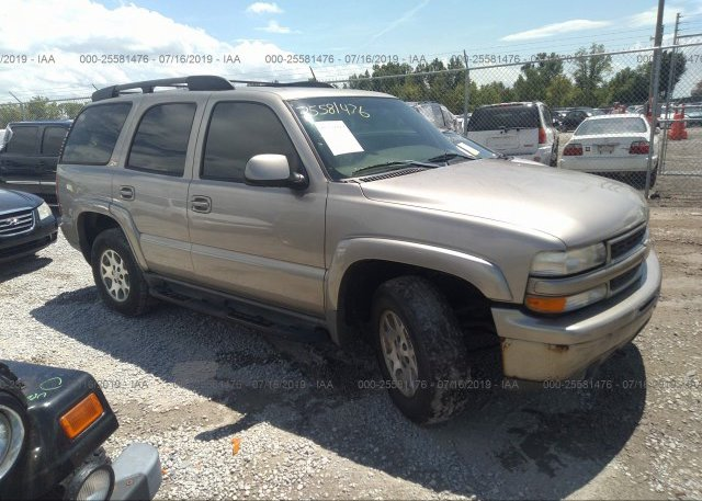 Inventory #535449837 2003 Chevrolet TAHOE
