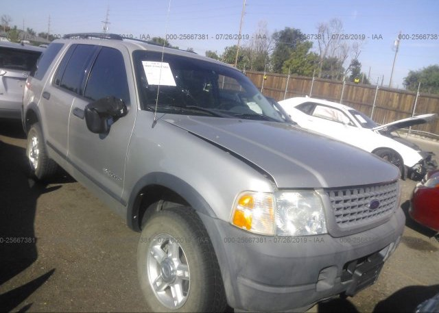 Inventory #905658135 2004 FORD EXPLORER