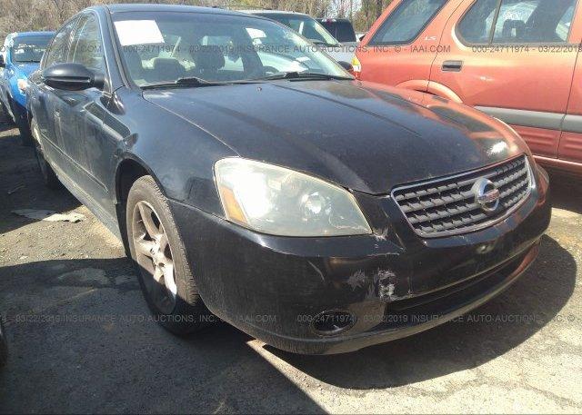 Inventory #817654400 2005 Nissan ALTIMA