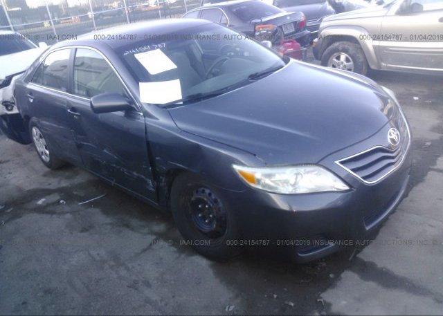 Inventory #506535681 2010 Toyota CAMRY
