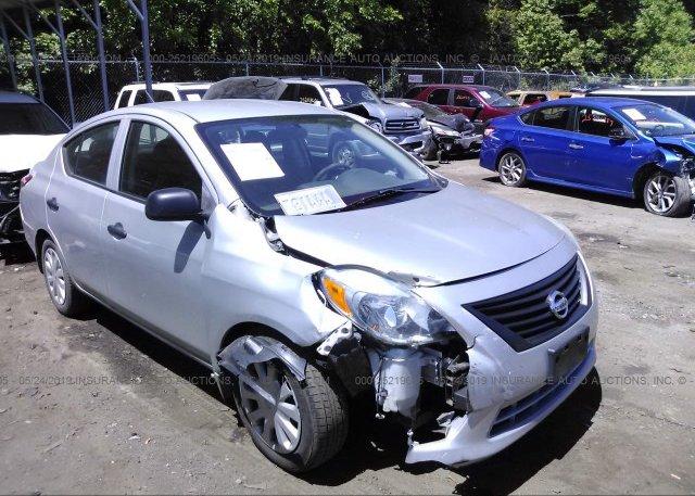 Inventory #786364546 2012 Nissan VERSA