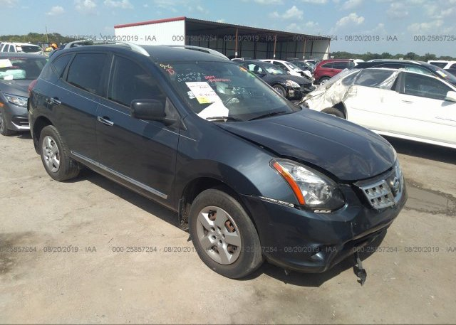 Inventory #635269124 2014 Nissan ROGUE SELECT