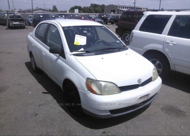 Inventory #366232033 2002 Toyota ECHO
