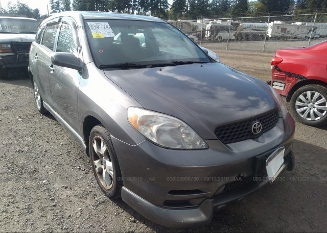 Inventory #684000361 2004 Toyota COROLLA MATRIX