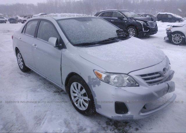 Inventory #980134983 2013 Toyota COROLLA