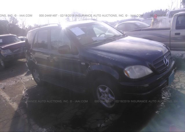 Inventory #176139849 2000 Mercedes-benz ML