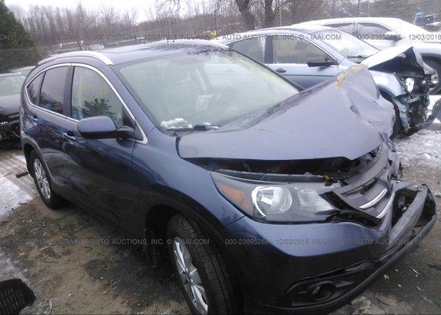 Inventory #853299244 2012 Honda CR-V