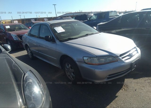 Inventory #524961863 2001 Honda ACCORD