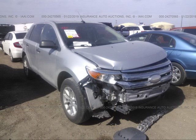 Inventory #370291986 2014 FORD EDGE