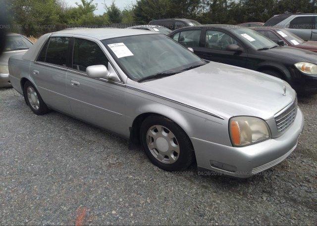Inventory #468735383 2001 Cadillac DEVILLE