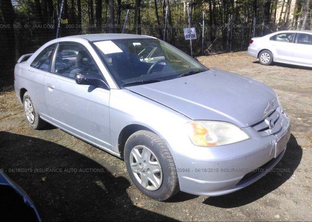 Inventory #871845478 2003 Honda CIVIC
