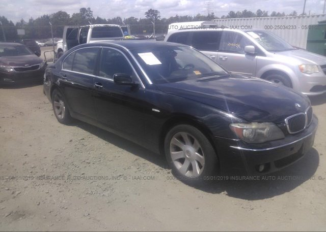 Inventory #279295040 2006 BMW 750