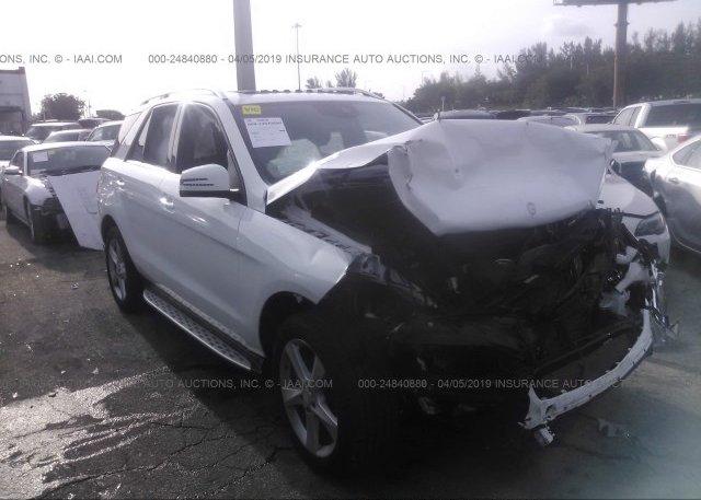 Inventory #856872012 2017 Mercedes-Benz GLE