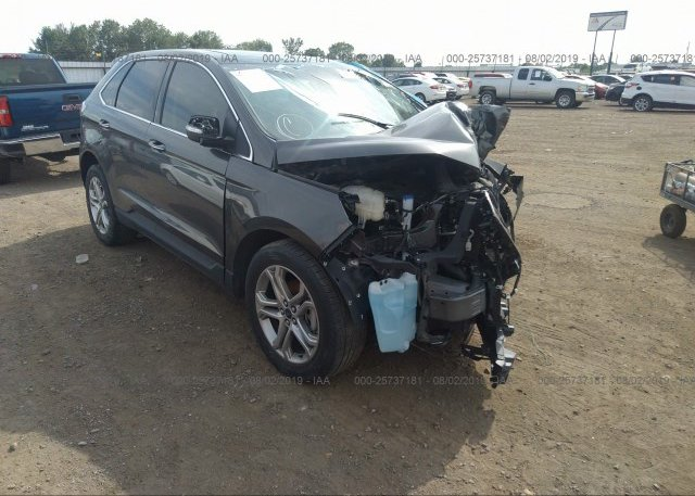 Inventory #571236686 2018 FORD EDGE