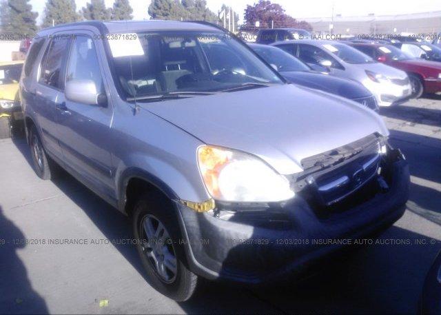 Inventory #386972467 2002 Honda CR-V