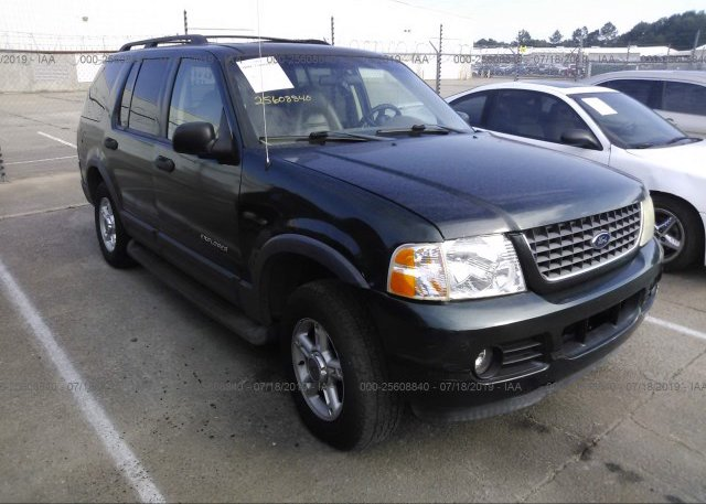 Inventory #878088147 2002 FORD EXPLORER