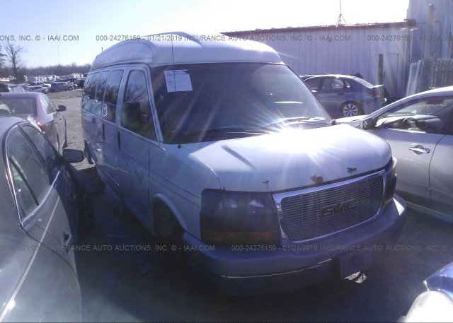Inventory #790548874 2004 GMC SAVANA