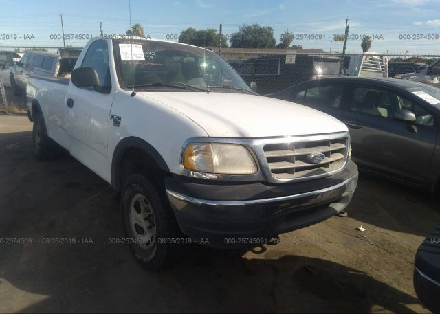 Inventory #418187657 2001 FORD F150