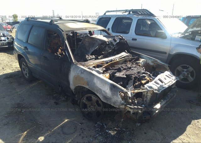 Inventory #324728334 2007 Subaru FORESTER
