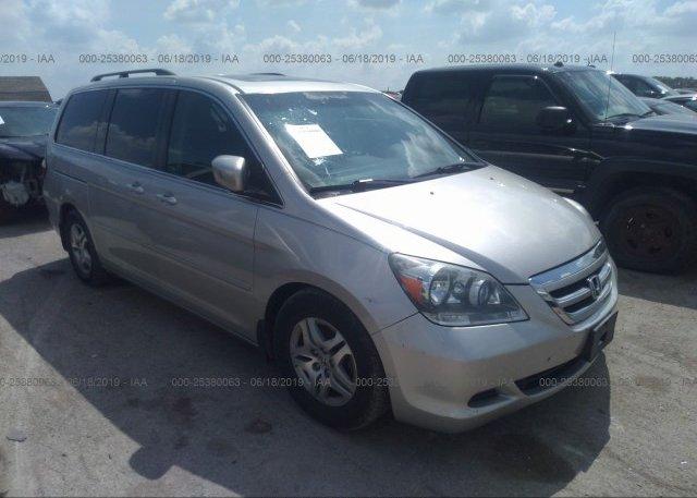 Inventory #116894827 2005 Honda ODYSSEY