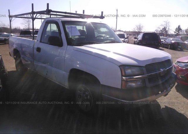 Inventory #267265087 2005 Chevrolet SILVERADO