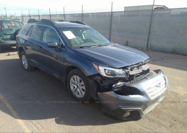 Inventory #671720959 2016 Subaru OUTBACK
