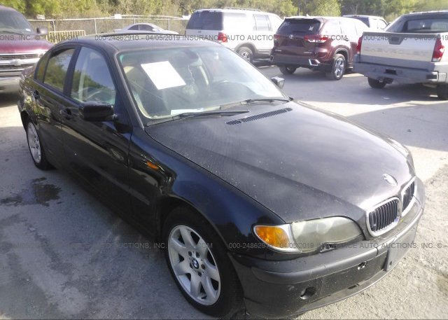 Inventory #630581636 2004 BMW 325
