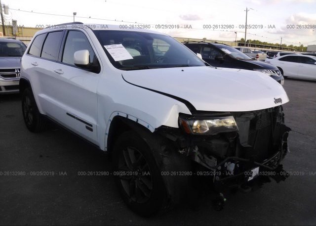 Inventory #504493649 2017 JEEP GRAND CHEROKEE